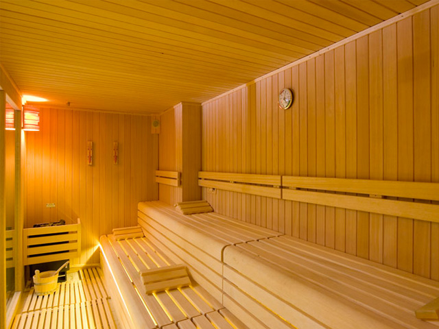 Relaxing Saunas