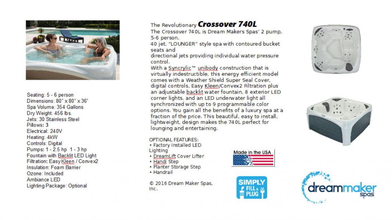 CROSSOVER 740L