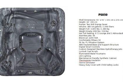 PS850